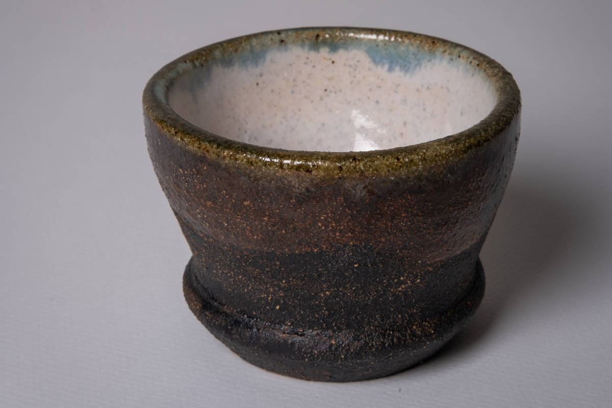 Thrown Cup. Ceramic